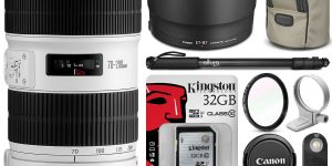 Top 10 Best Canon DSLR Lenses in 2017