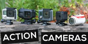 Top 10 Best Action Cameras in 2017