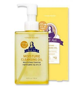 Etude House Real Art Advanced 185 milliliters Cleansing Oil Moisture