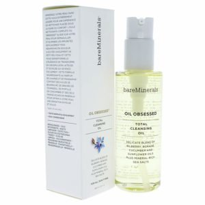 bareMinerals Oil Obsessed 6 Ounce Cleansing Oil