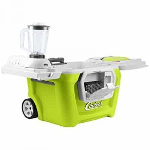 Margarita Green Wheeled Cooler