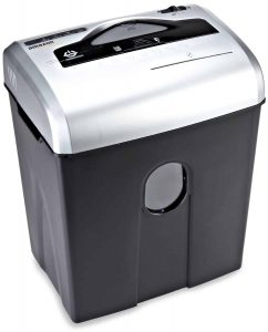 AmazonBasics 12-Sheet Paper Shredder