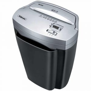 Fellowes Powershred W11C Paper Shredder