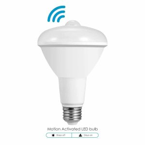 LOHAS BR30 Motion Sensor Light LED Bulb