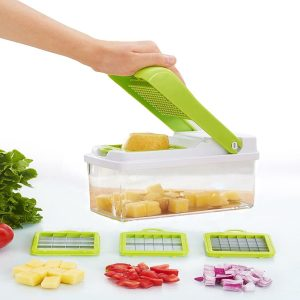 Top 10 Best Vegetable And Fruit Choppers In 2019 Hqreview
