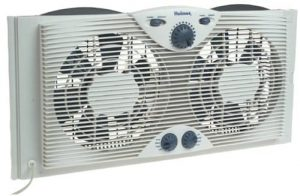 The Superiority Of Holmes Brand In Regard To Window Fans Is Evidenced By This Twin Fan That Measures 6l X 257w 133h Inches And Weighs 72 Pounds