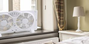 Top 10 Best Window Fans in 2019 – Buying Guide