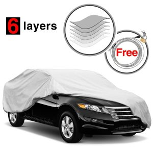 KAKIT 6 Layers Waterproof Car Cover