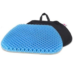 FOMI Premium Orthopedic All Gel Seat Cushion Pad