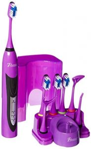 PURSONIC S520 Sonic Electric Toothbrush