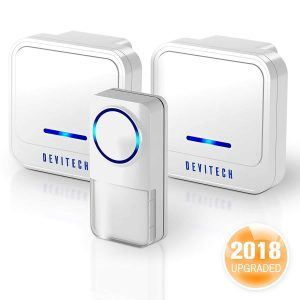 MAVES- Wireless Doorbell - [NEW 2018] Kit