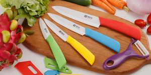 Top 10 Best Kitchen Knife Sets in 2017