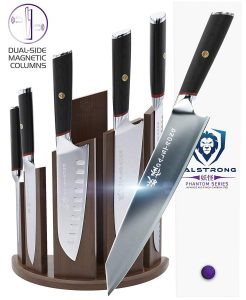 DALSTRONG Knife 6pc Set Block- Phantom Series