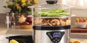 Top 10 Best Food Steamers in 2018