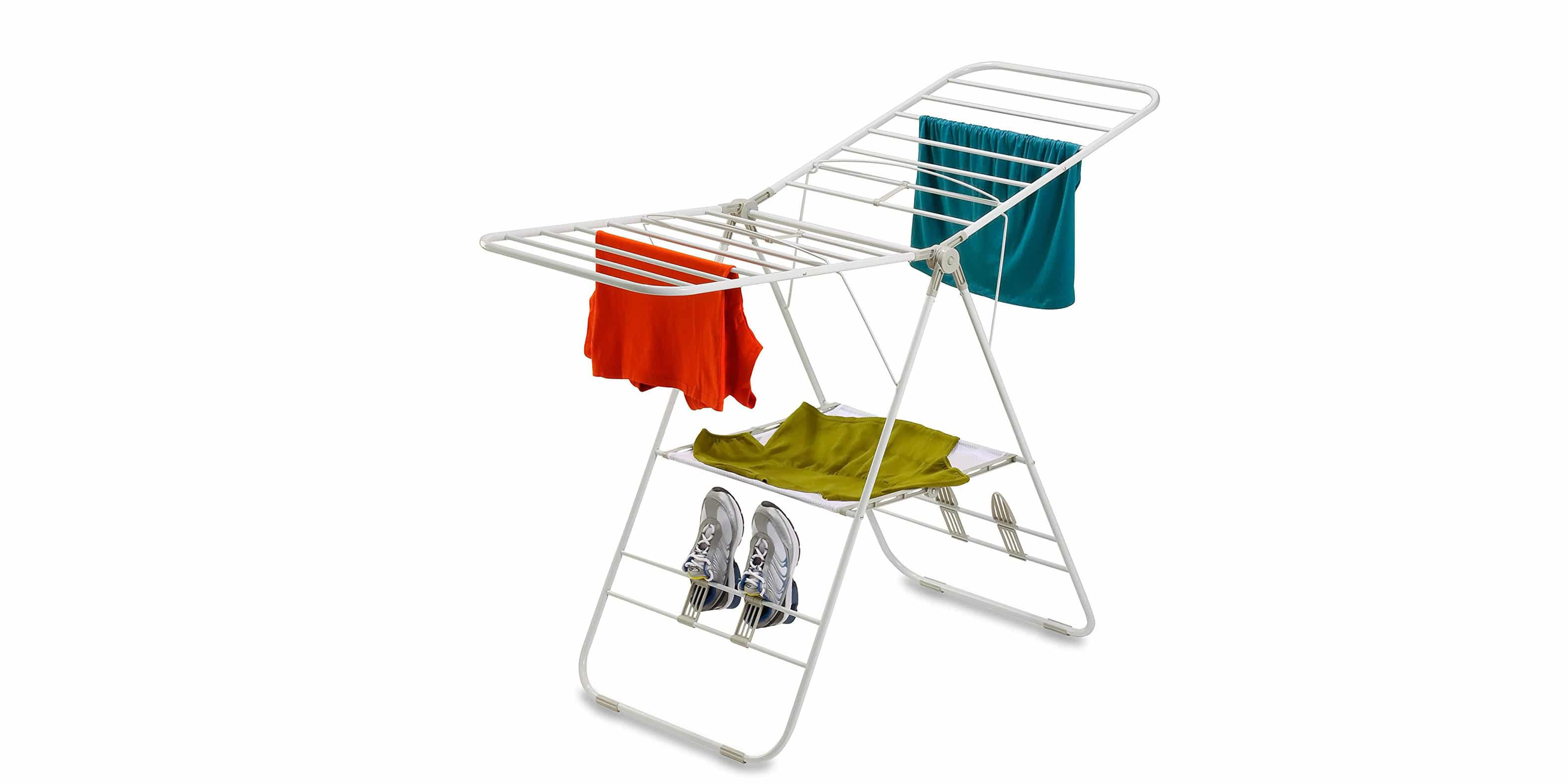 reviews clothes roma wayfair dryer drying leifheit rack laundry organization pdx storage
