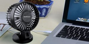 Top 10 Best Desk Fans in 2017
