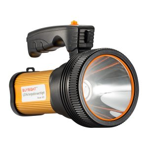 BUYSIGHT Bright handheld Rechargeable 6000 Lumens LED Flashlight