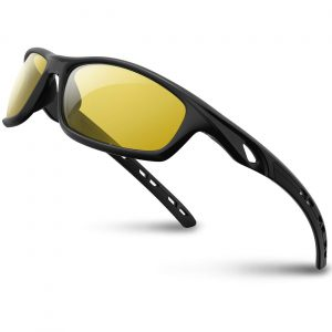 RIVBOS Polarized Driving Sun Glasses Sports Sunglasses