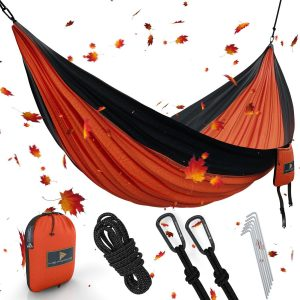 MsForce XL Double Camping Hammock