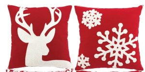 Top 10 Best Christmas Throw Pillow Covers in 2017