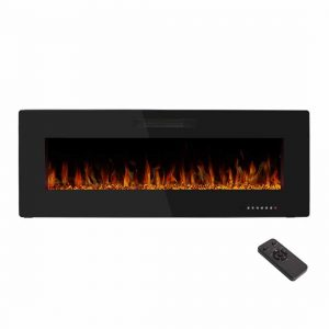 R.W.FLAME 50'' Electric Fireplace