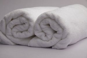 Mayfair Linen (Pack of 2) 100% Cotton Bath Towel Set