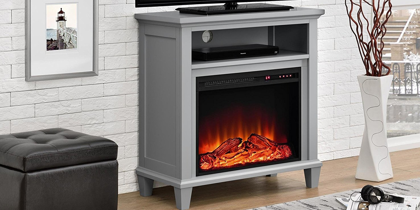 Top 10 Best Electric Fireplaces in 2021   HQReview