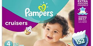 Top 10 Best Organic Baby Diapers in 2018 – Review