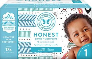 The Honest Company Club Box Space Travel Space Travel Diapers