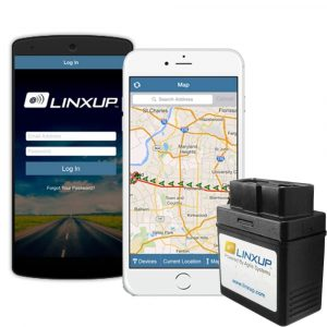 Linxup OBD Real Time 3G GPS Tracking