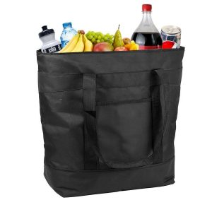 Lebogner- Insulated Grocery Bag Large 5 Outdoor Picnic Bag
