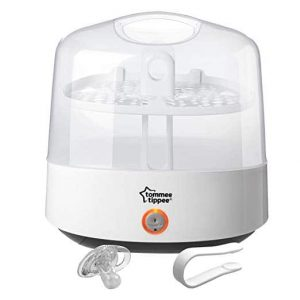 Tommee Tippee Closer to Nature White Electric Steam Sterilizer