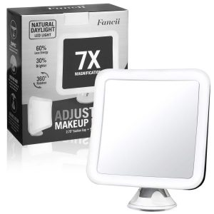 Top 10 Best Lighted Makeup Mirrors In 2019 Most Review
