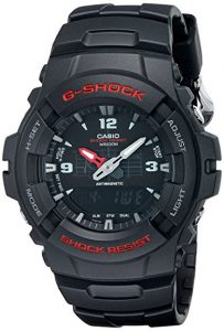 Casio G-Shock Watch, Anti-Magnetic