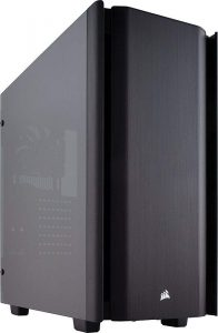 CORSAIR Obsidian 500D Smoked Tempered Glass Mid-Tower Case
