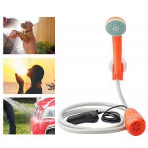 Bearham Portable Camping Shower, Battery-Powered Outdoor Shower
