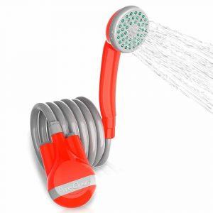 Pure Clean Upgraded Design Portable Camping Shower