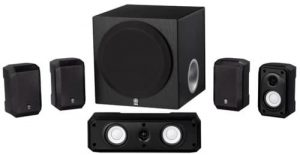 Yamaha NS-SP1800BL Home Theater Speaker System-5.1-Channel