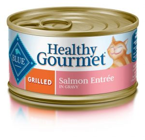 BLUE Healthy Gourmet Wet Cat Food