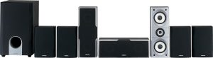 Onkyo SKS-HT540 Home Theater Speaker System 7.1 channel