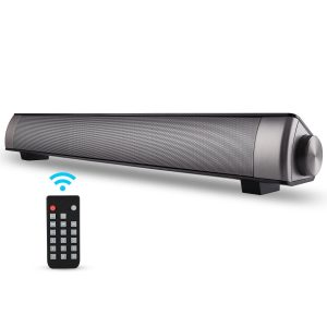 Dalpong TV-Sound Bar Wireless and wired connectivity
