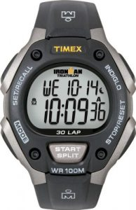 Timex Men's T5E901 Ironman Resin Strap Watch