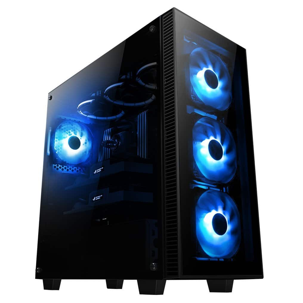 Top 10 Best Tempered Glass PC Cases in 2019- Reviews - Best