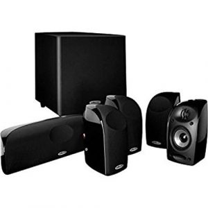 Polk Audio (TL1600), Compact Home-Theater System, 5.1