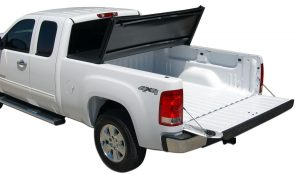 Tonno Pro Tonno Fold 42-200 TRI-FOLD Truck Bed Tonneau Cover 2002-2018 Dodge Ram 1500, 2003-2018 Dodge Ram 2500, 3500 | Fits 6.4' Bed