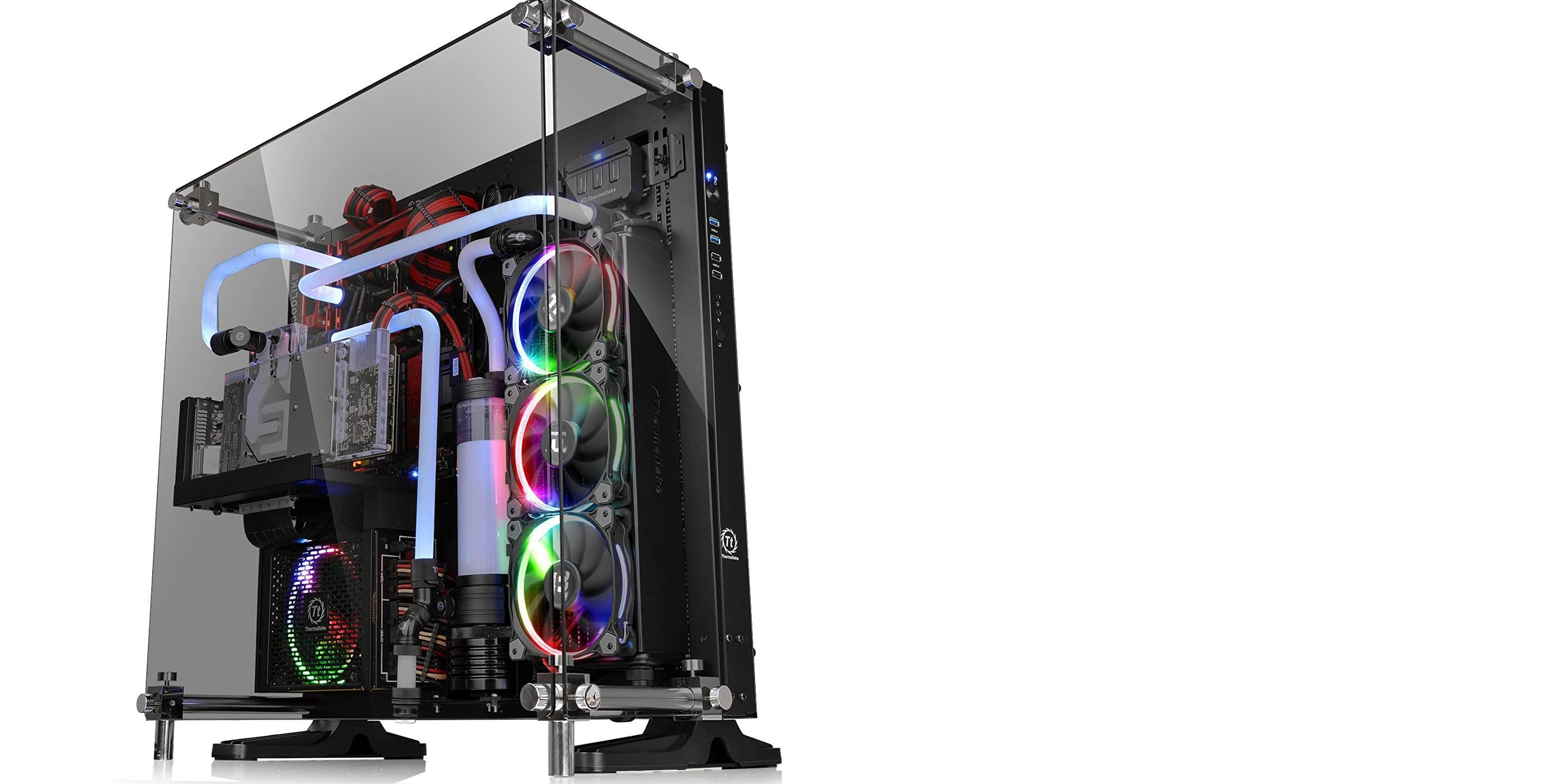 Top 10 Best Tempered Glass PC Cases in 2019- Reviews - Best for