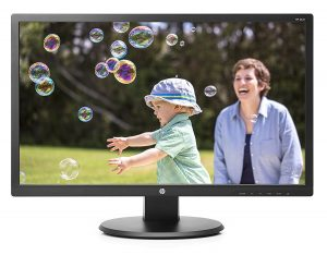 HP 22uh 21.5-inch LED Backlit LCD Monitor