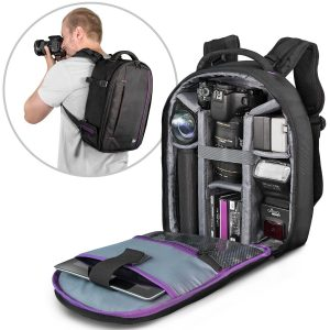 Altura Photo Mirrorless and DSLR Camera Backpack Bag