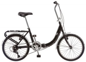 Schwinn 20-Inches Loop Folding Bike