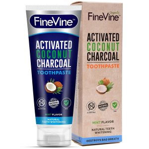 Charcoal Whitening Teeth Toothpaste